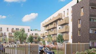 Appartements neufs La Roseraie de Paul TR2 éco-habitat à Amiens