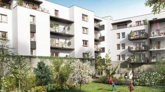 Appartements neufs Le Prado éco-habitat à Clermont-Ferrand
