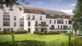 Appartements neufs Via Proce éco-habitat à Nantes
