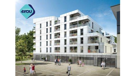 Appartement neuf L'Allégorie éco-habitat à Colomiers