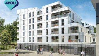 Appartements neufs L'Allégorie éco-habitat à Colomiers