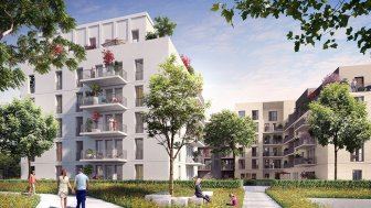 Appartements neufs Opale éco-habitat à Massy