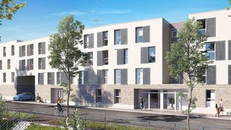 Appartements neufs L'Ideallee investissement loi Pinel à Nancy