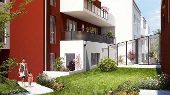 Appartements neufs Incity éco-habitat à Nantes