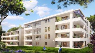 Appartements neufs L'Echappee Residence - 13ème Arrondissement à Marseille 13ème