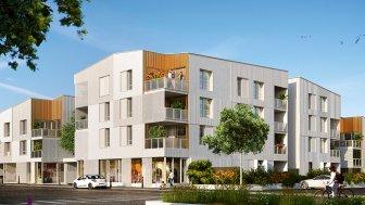 Appartements neufs Harmony éco-habitat à Mérignac