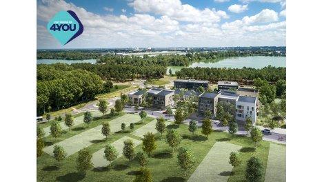 Appartement neuf Nova éco-habitat à Bruges