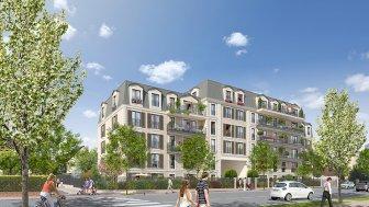 Appartements neufs La Lisière investissement loi Pinel à Clamart
