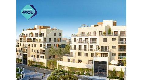 Appartement neuf Horizon Village investissement loi Pinel à Fontenay-sous-Bois
