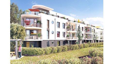 Appartement neuf Inspiration 30 éco-habitat à Thiais
