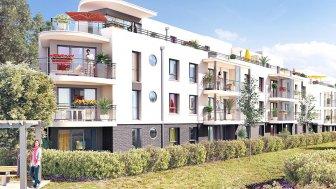 Appartements neufs Inspiration 30 éco-habitat à Thiais