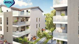 Appartements neufs Monts Village investissement loi Pinel à Irigny