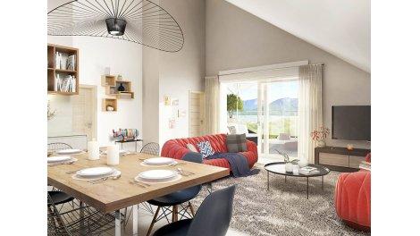 logement neuf à Poisy