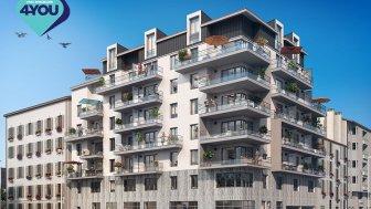 Appartements neufs Cadence investissement loi Pinel à Nice