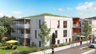 Appartements neufs L'Aixquisse investissement loi Pinel à Aix-les-Bains