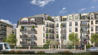Appartements neufs O'Fil du Bois investissement loi Pinel à Clamart