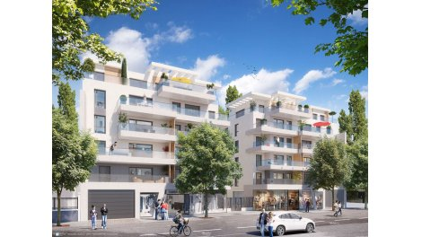 Appartement neuf Terrasses & Villas éco-habitat à Colombes