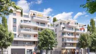Appartements et maisons neuves Terrasses & Villas à Colombes