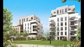 Appartements neufs Botanic Parc à Villejuif