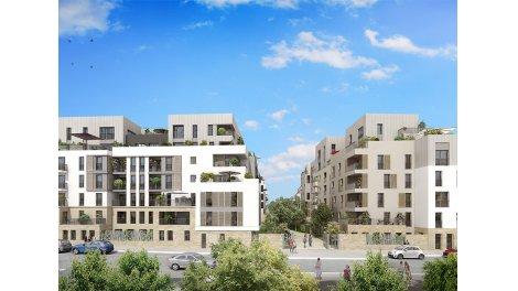 Appartement neuf Botanic Parc - TR 2 éco-habitat à Villejuif
