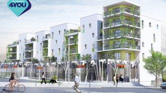 Appartements neufs Konnect éco-habitat à Angers
