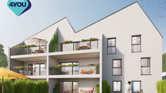 Appartements neufs Virtuo éco-habitat à Bordeaux