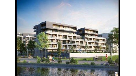 Appartements neufs L'Allure investissement loi Pinel à Bischheim