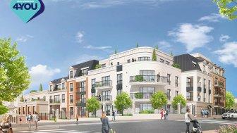 Appartements neufs Residence Côté Bains à Saint-Ouen