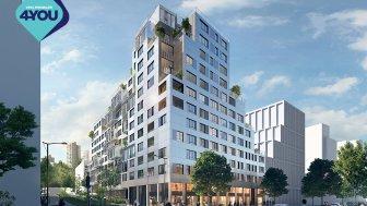Appartements neufs Reflecto éco-habitat à Rosny-sous-Bois