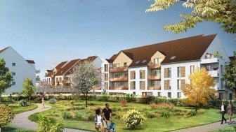 Appartements neufs Seconde Nature investissement loi Pinel à Egly