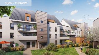 """Programme immobilier du mois """"L'Oblique"""" - Chenove"""