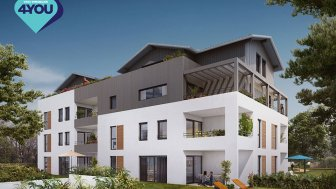 Appartements neufs Vill'Amarine éco-habitat à Hossegor