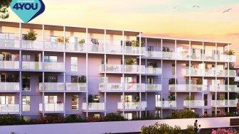 Appartements neufs Parallele 46 éco-habitat à La Rochelle
