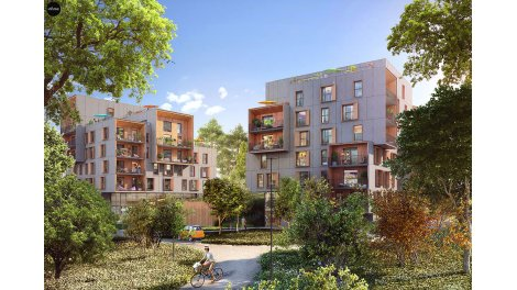 Appartement neuf Les Ginkgos - Canopée à Massy