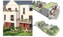Appartements neufs Les Jardins d'Orélie éco-habitat à Orléans