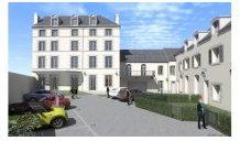 Appartements neufs Le Rocheplatte éco-habitat à Orléans