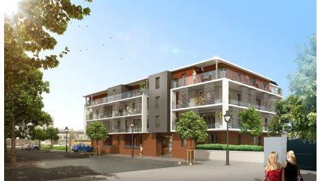 Appartements neufs Bleu Horizon investissement loi Pinel à Orléans