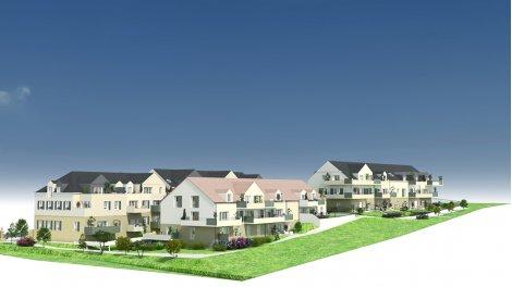 appartement neuf à Saint-Cyr-en-Val
