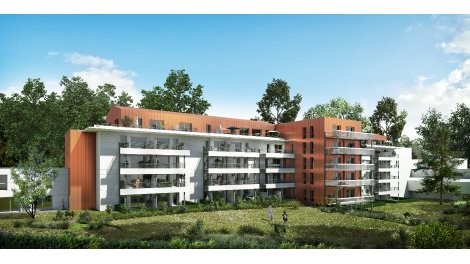 Appartement neuf Le Parc des Longues Allées à Saint-Jean-de-Braye