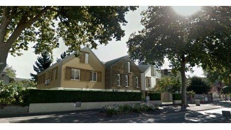 Appartement neuf Les Lys d'Or investissement loi Pinel à Saint-Jean-le-Blanc