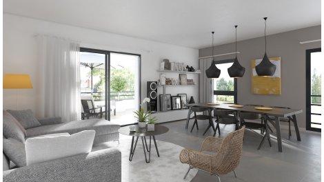 logement neuf à Saint-Jean-le-Blanc