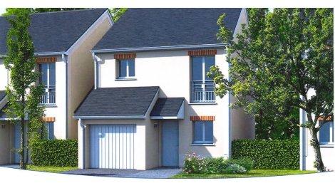 Maisons neuves Le Clos de Pailly investissement loi Pinel à La Chapelle-Saint-Mesmin