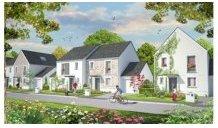 Appartements neufs Villas Bleu Pastel investissement loi Pinel à Orléans