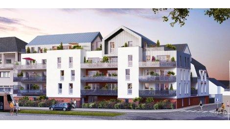 Appartement neuf Le Stuart à Orléans