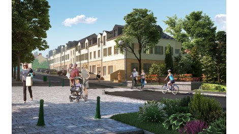 eco habitat neuf à Saint-Cyr-en-Val