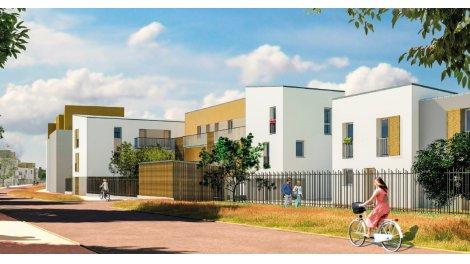 eco habitat neuf à Saint-Jean-de-Braye