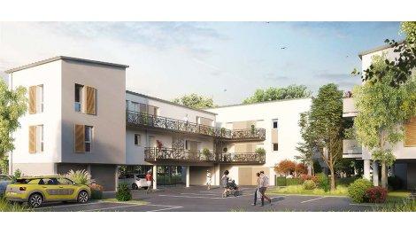 Appartement neuf Les Jardins de Loire investissement loi Pinel à Saint-Jean-de-Braye