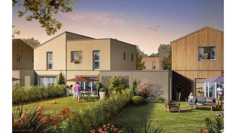 Maisons neuves Le Clos du Petit Bois investissement loi Pinel à Saint-Jean-de-la-Ruelle