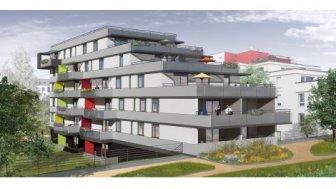 Appartements neufs L Escale éco-habitat à Dijon