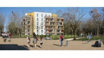 Appartements neufs La Clairiere investissement loi Pinel à Dijon